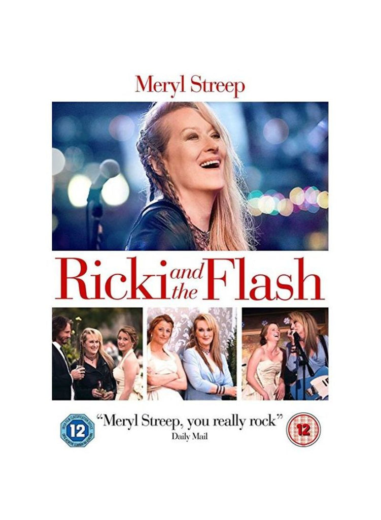 Ricki And The Flash DVD