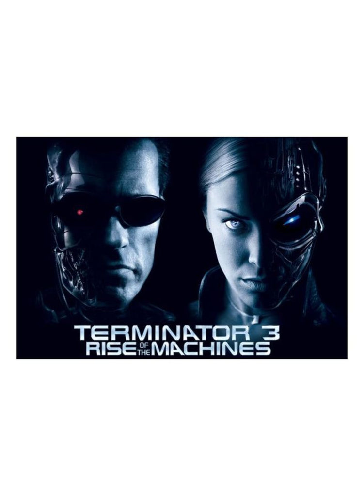 Terminator 3: Rise Of The Machines DVD