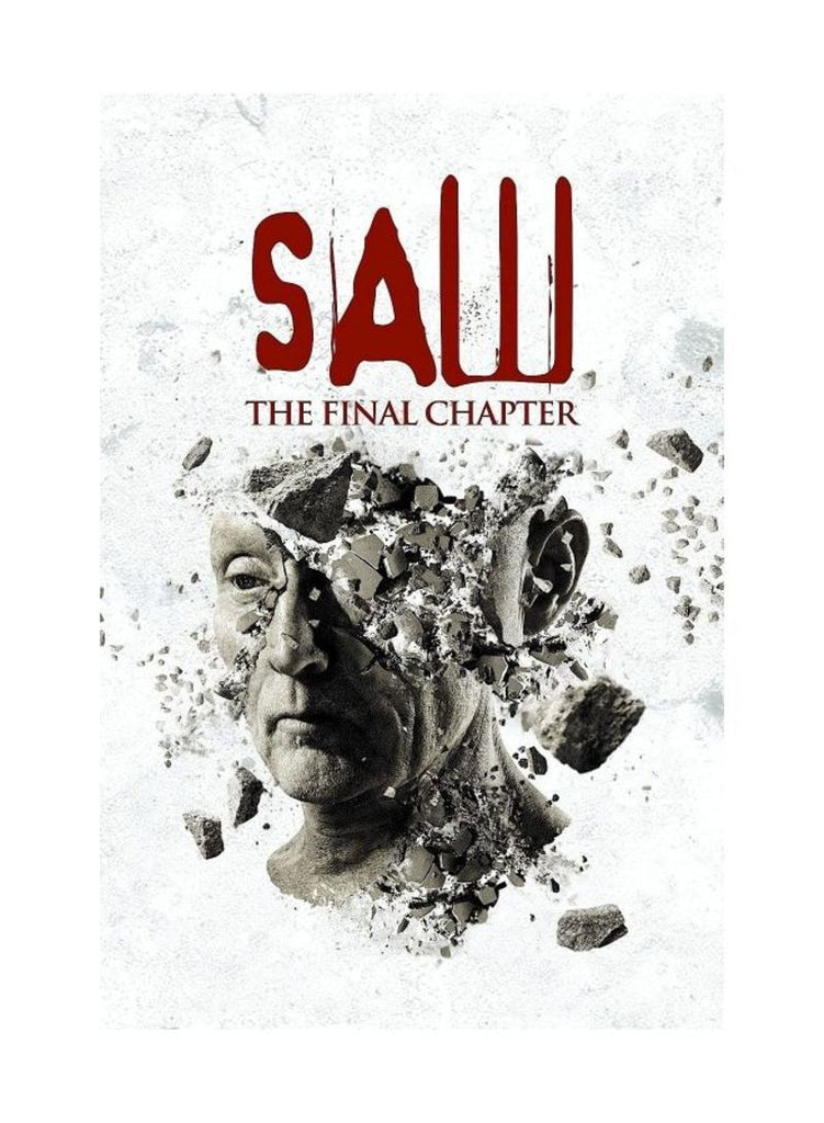 Saw: The Final Chapter DVD