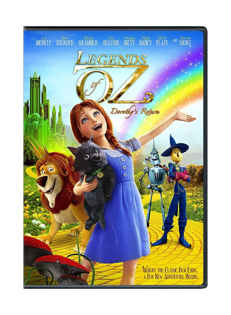 Legend Of Oz - Dorthy's Return DVD