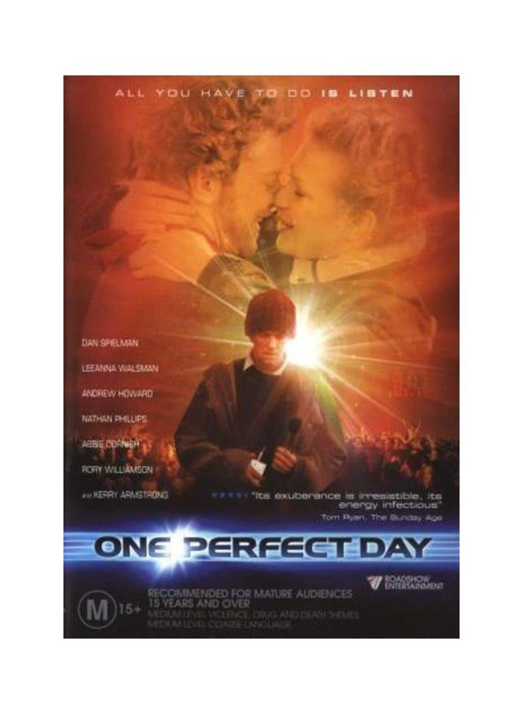 One Perfect Day DVD