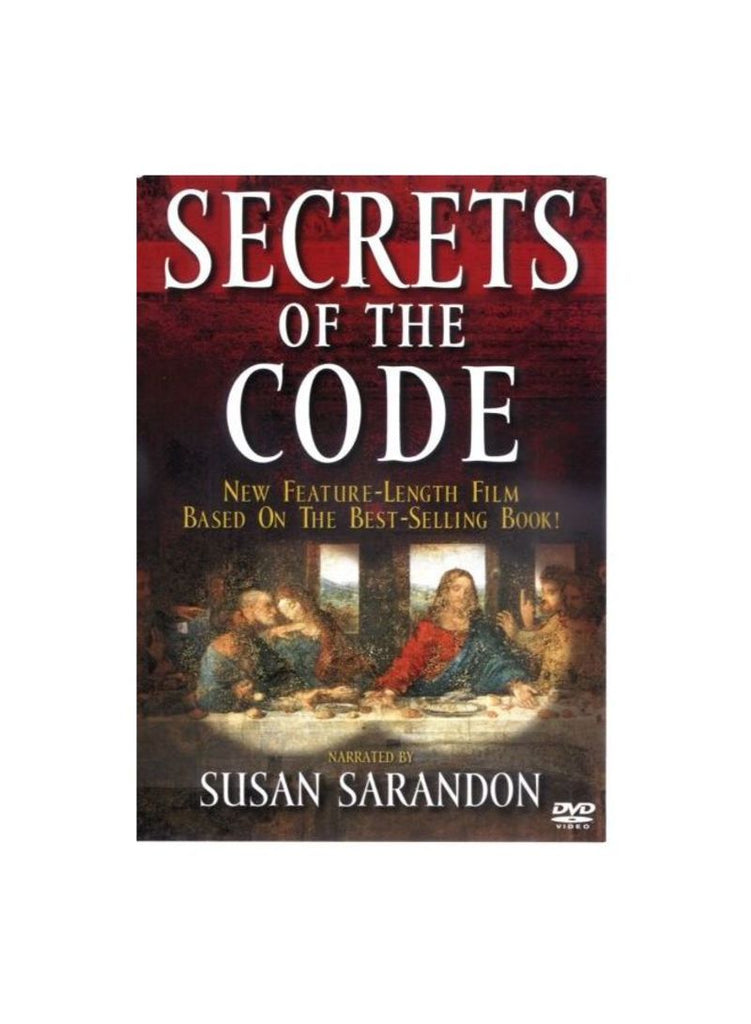 Secrets Of The Code DVD