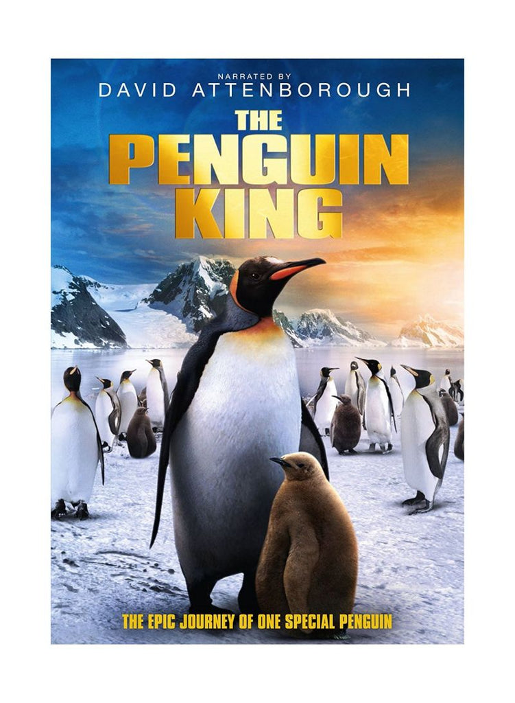 The Penguin King DVD