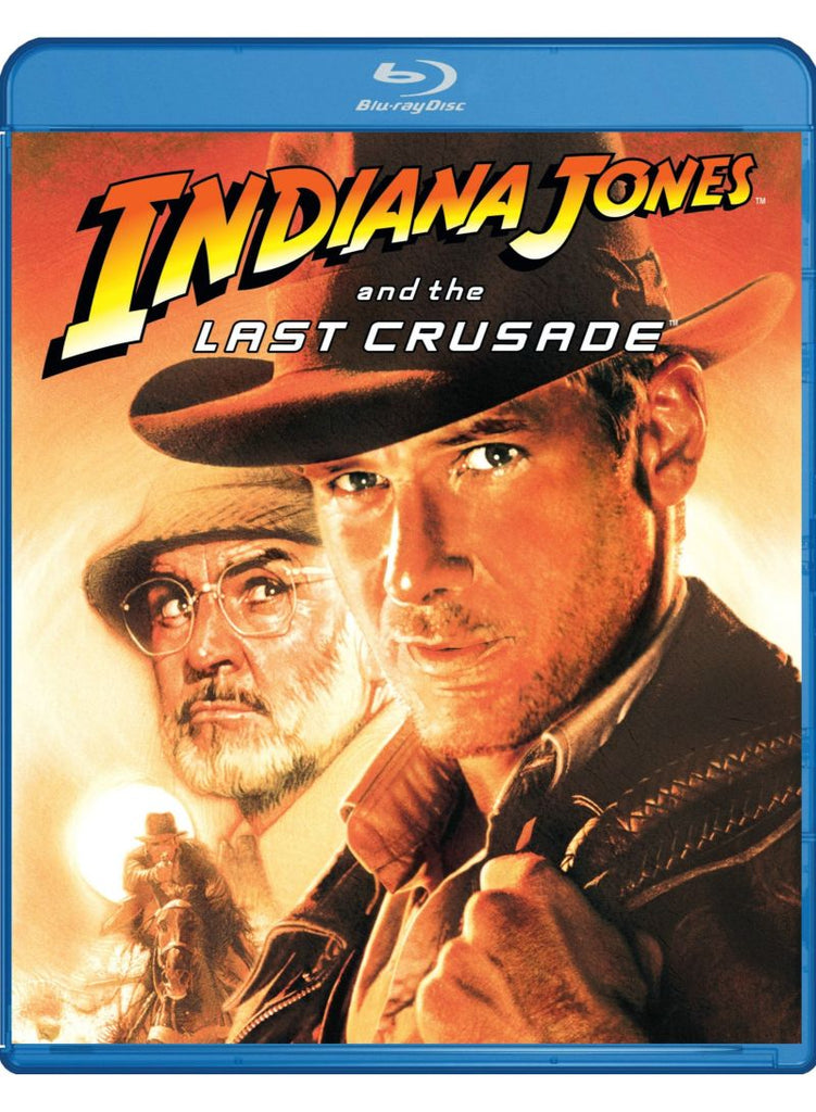 Indiana Jones - The Last Crusade Blu-ray