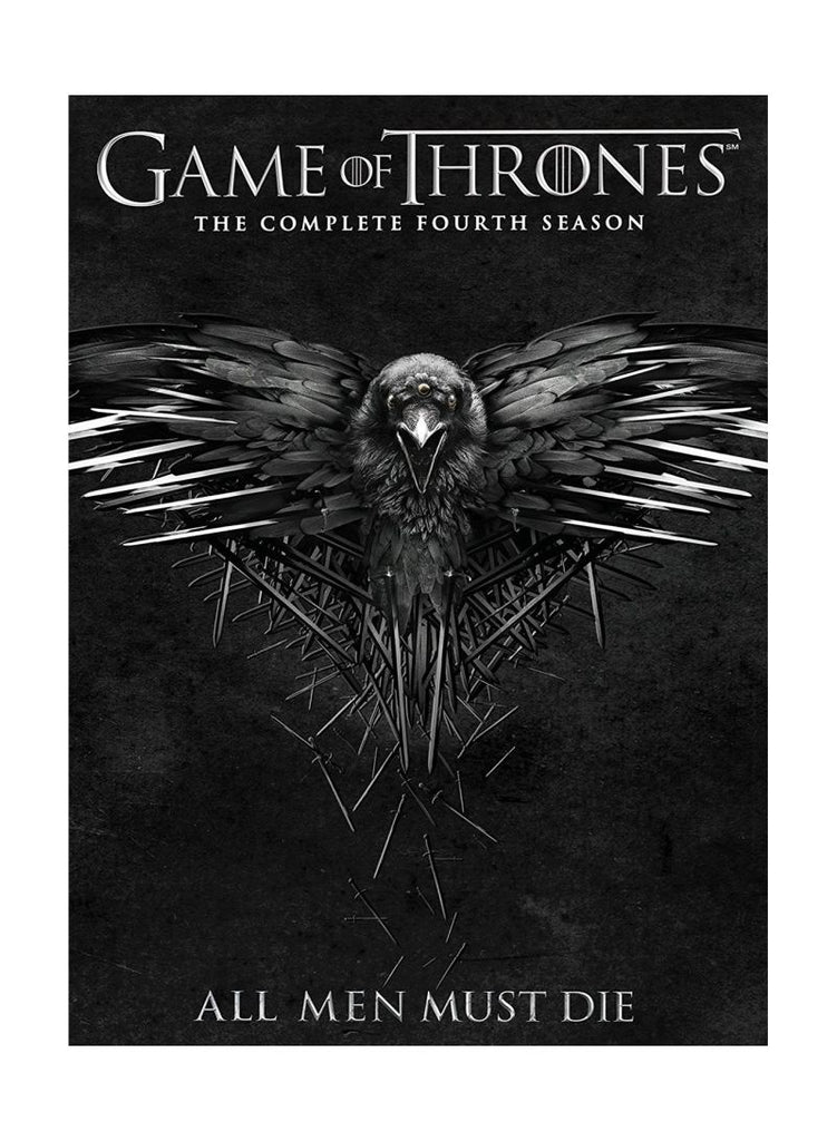 Game Of Thrones- Season 4 DVD