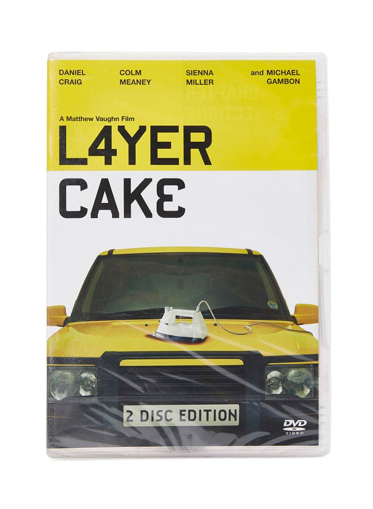 Layer Cake-Special Edition DVD