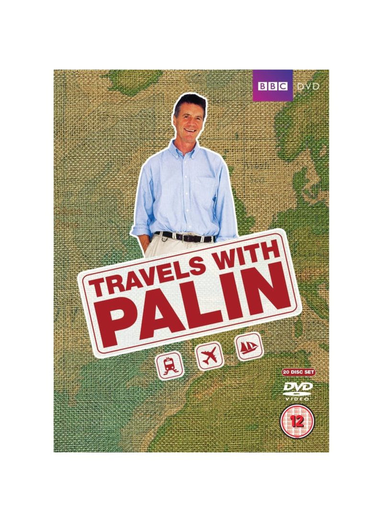 Michael Palin-Travels With Palin DVD