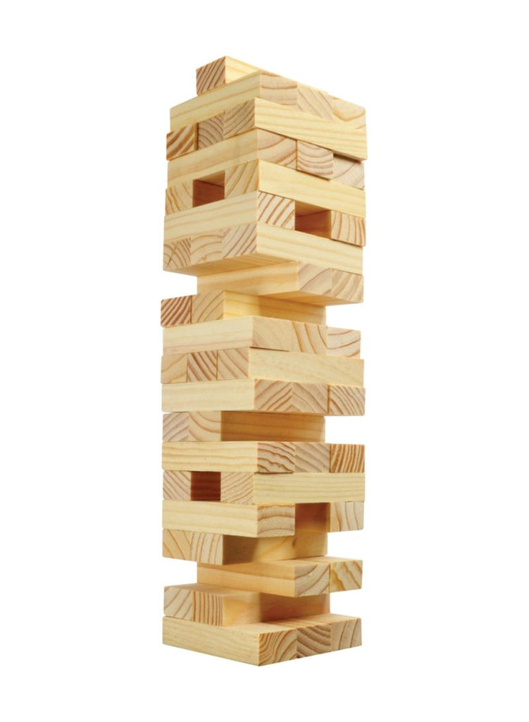 Classic Tumbling Tower Stacking Game