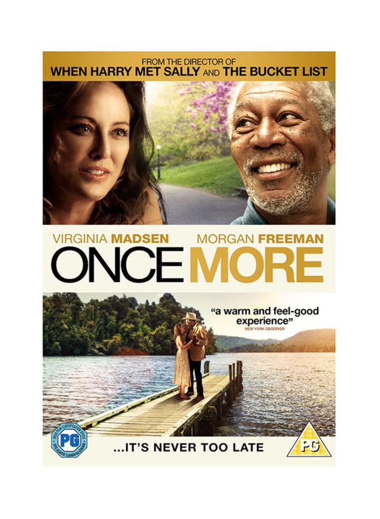 Once More DVD