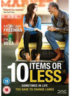 10 Items Or Less DVD