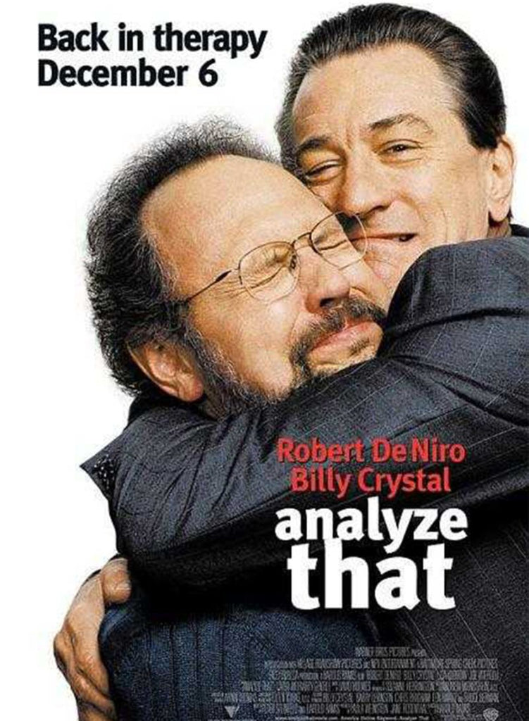 Analyze That DVD