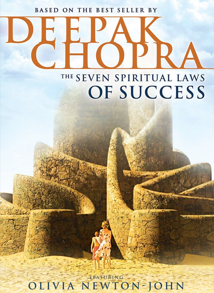 Deepak Chopra - The Seven Spiritual Laws Of Success DVD