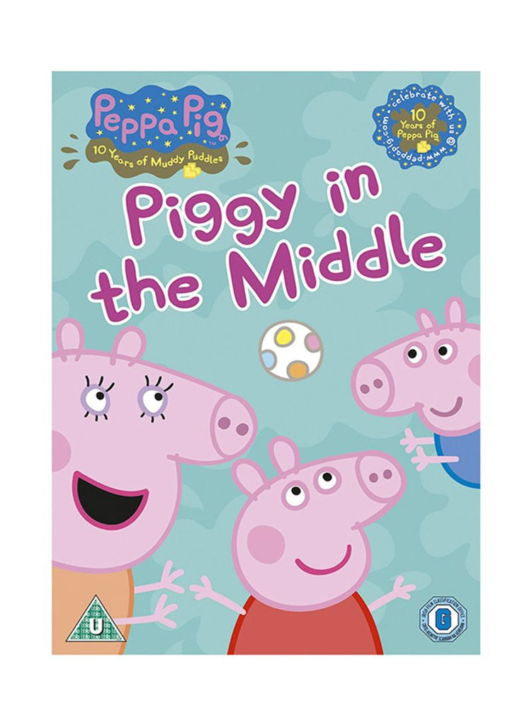 Peppa Pig: Piggy in the Middle DVD