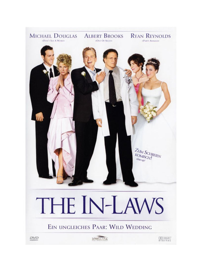 The In-Laws DVD