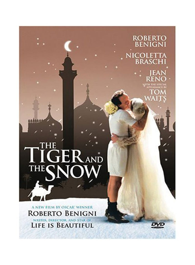 The Tiger and the Snow DVD