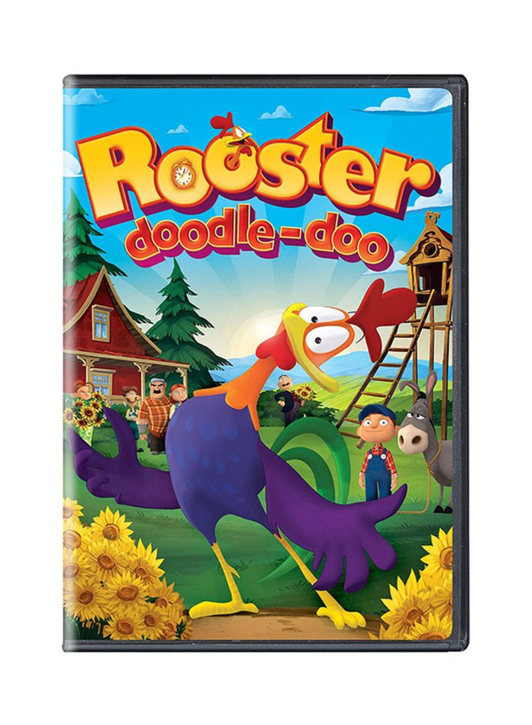 Rooster Doddle-Doo DVD