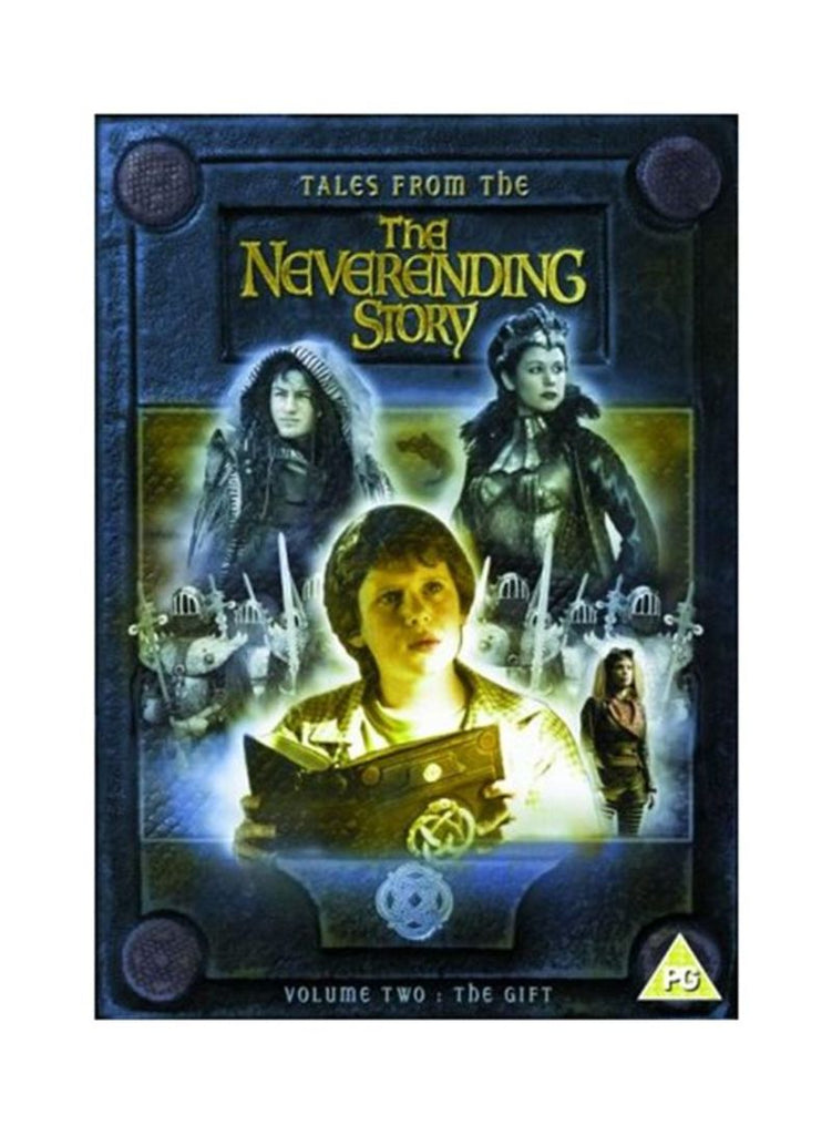 Tales From The Neverending Story Volume 2: The Gift DVD
