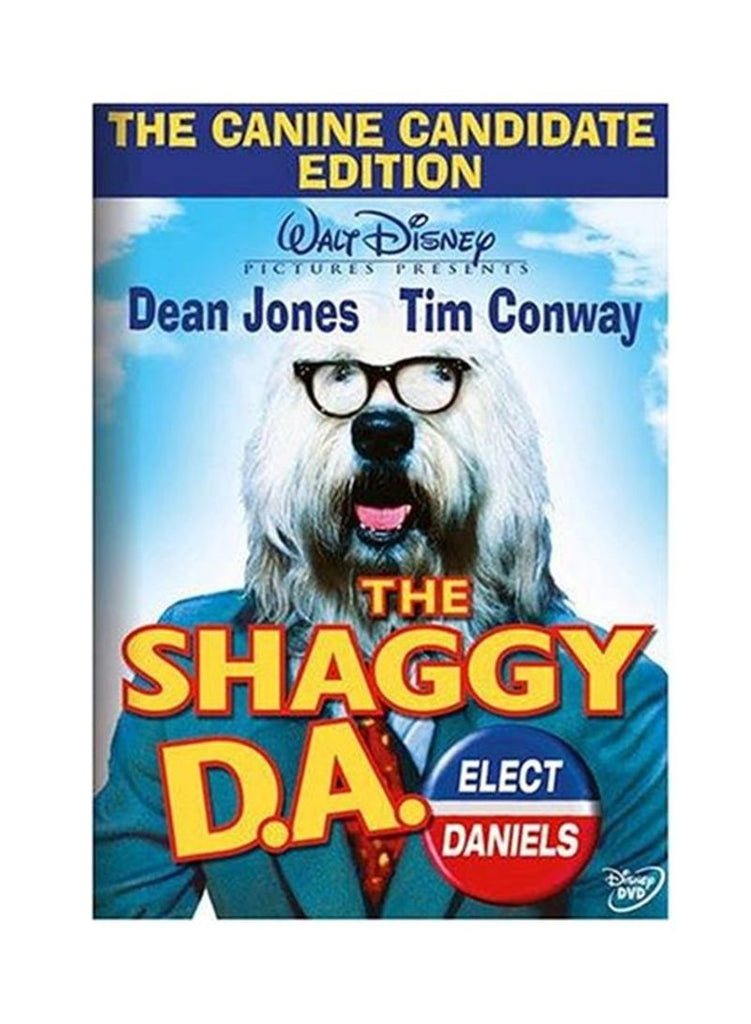 The Shaggy D.A. DVD