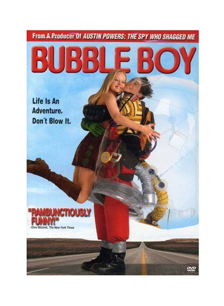 Bubble Boy DVD