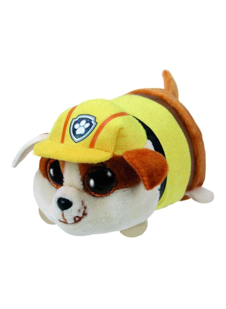 Paw Patrol Rubble Soft Toy 10centimeter