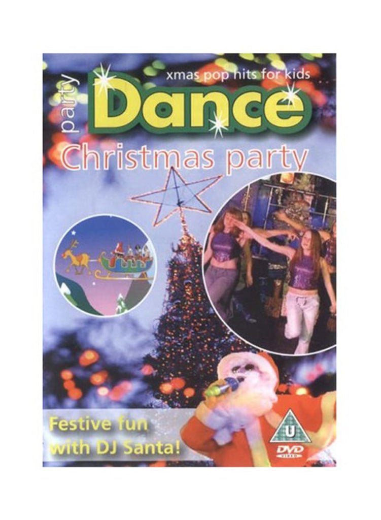 Party Dance Christmas Party DVD