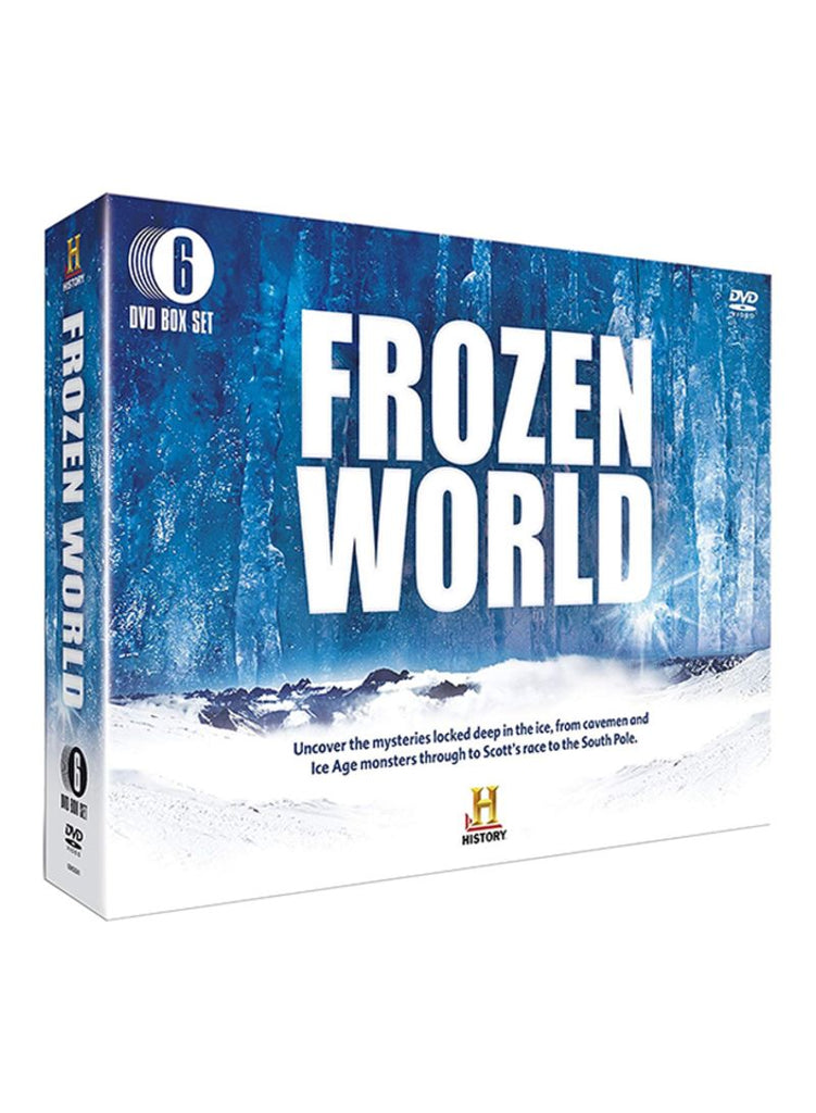 6-Piece Frozen World Gift Set DVD