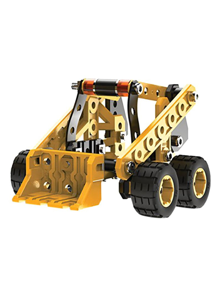 Erector By Meccano Bulldozer Model Vehicle Building Kit