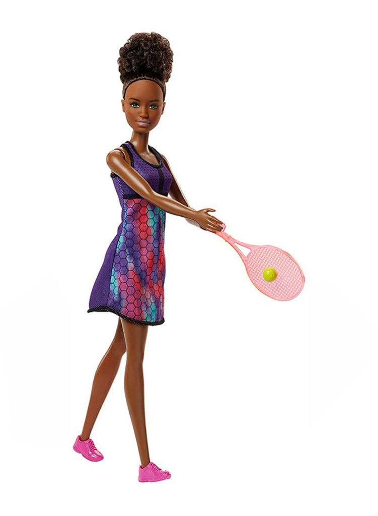 Careers Tennis Player Doll