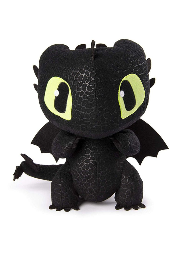 Squeeze And Growl Toothless Plush Dragon 10inch