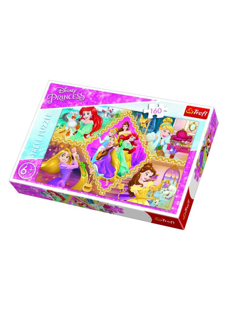 160-Piece Disney Princess Puzzle 41 x 27centimeter