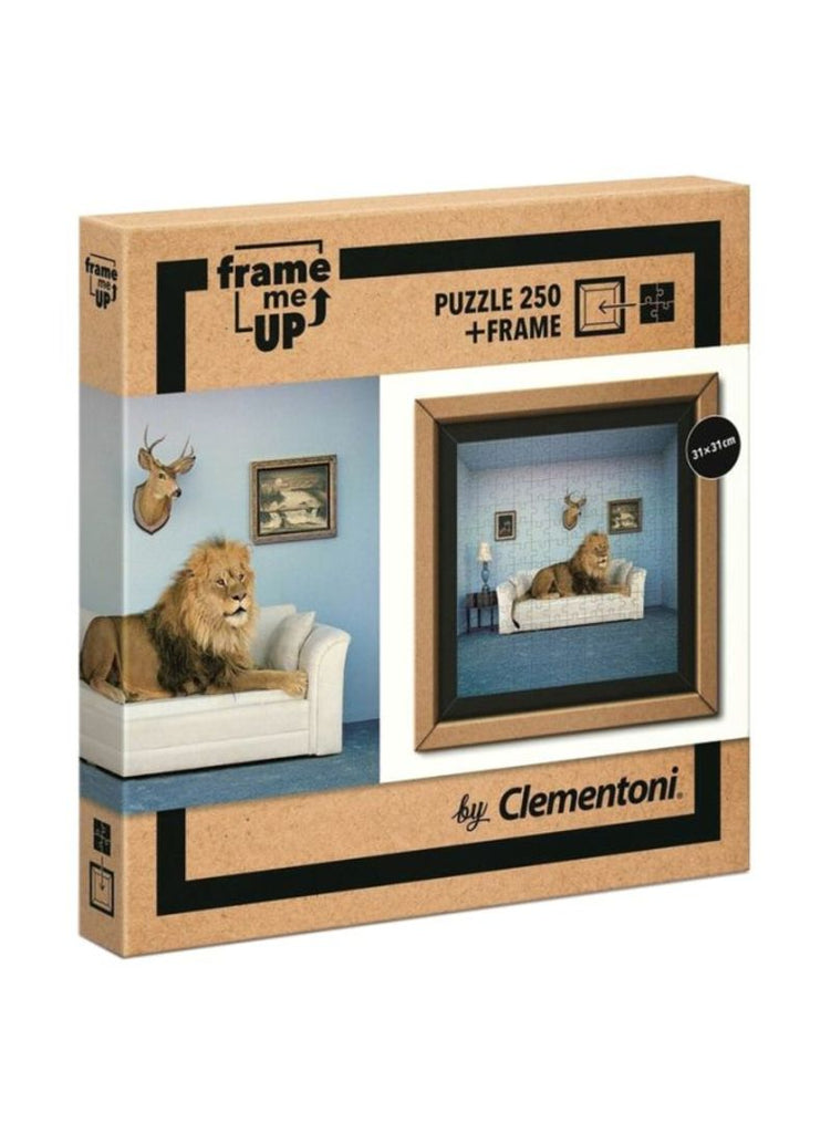 250-Piece Frame Me Up Jigsaw Puzzle 38500