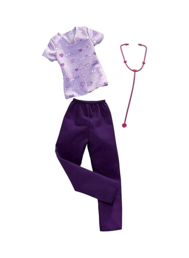 Barbie Fashion Career: Doctor/Nurse Uniform Set FYW87