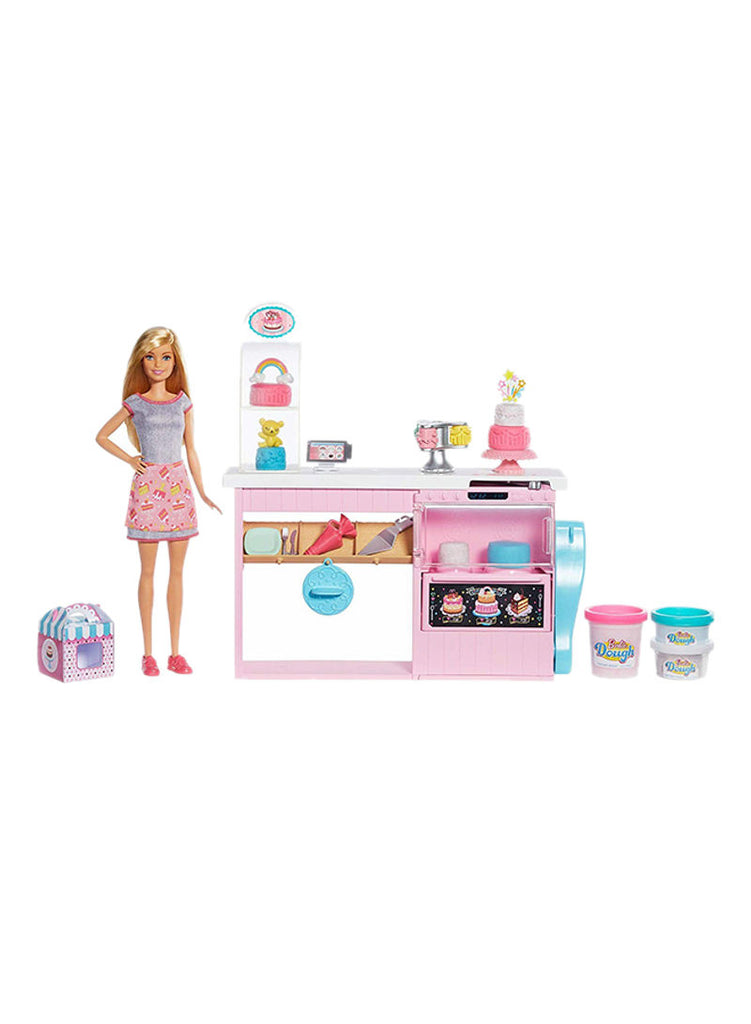 Barbie Cooking And Baking Doll