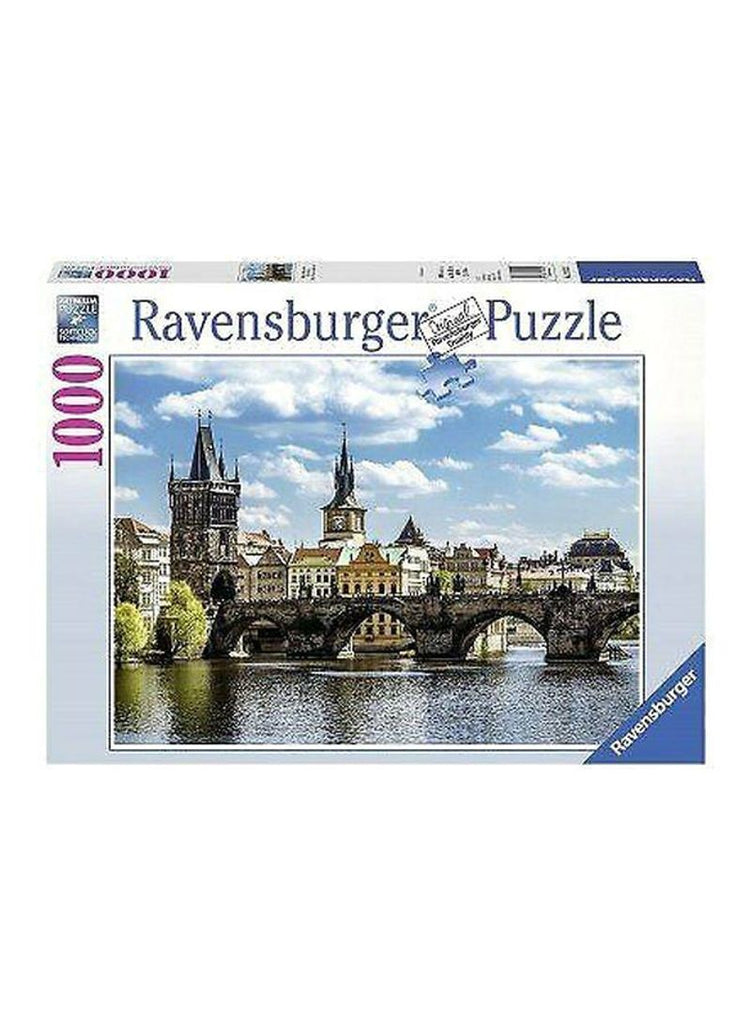 Pack Of 100 Charles Bridge Jigsaw Puzzles 19742