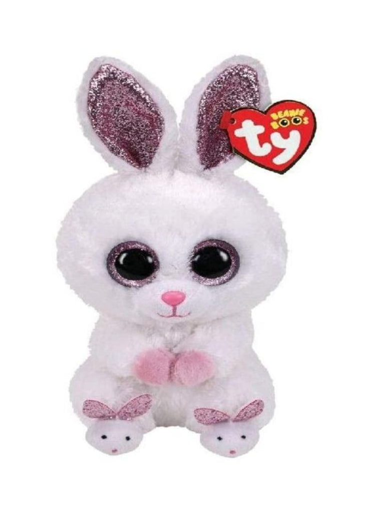 Rabbit With Slippers Plush Toy