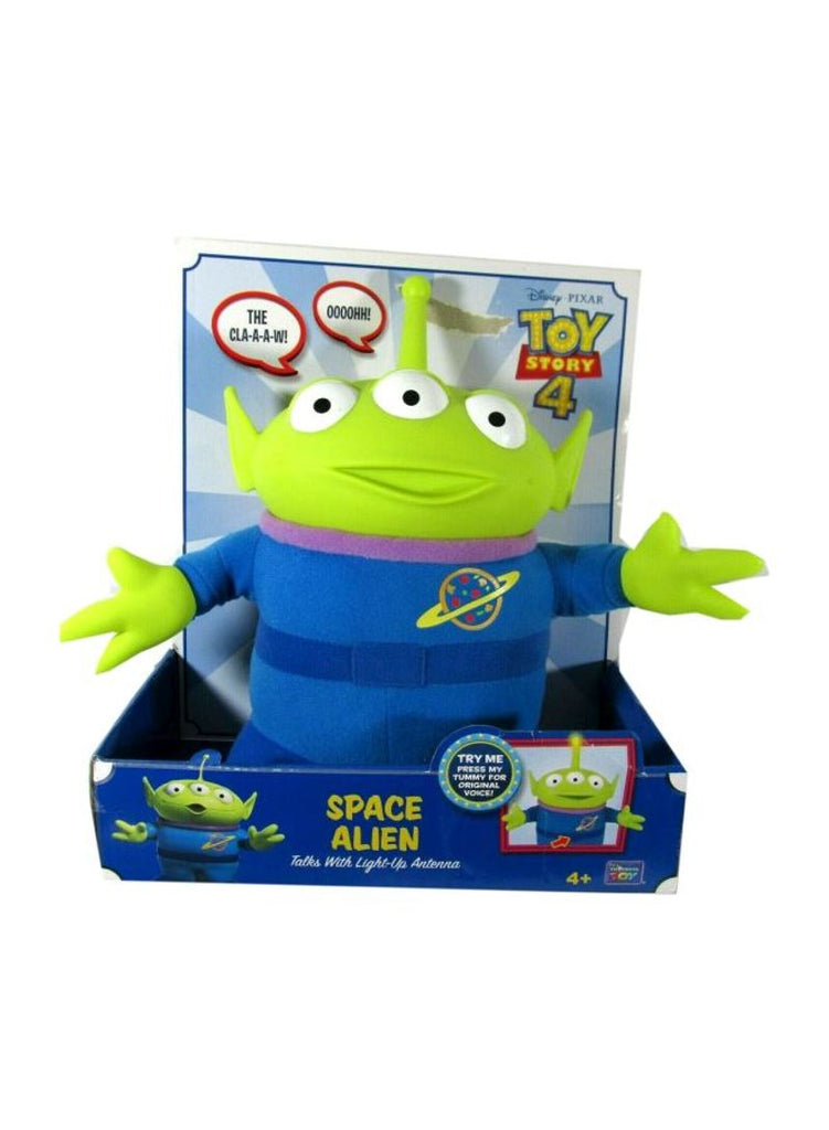 Toy Story 4 Talking Space Alien Toy 64458