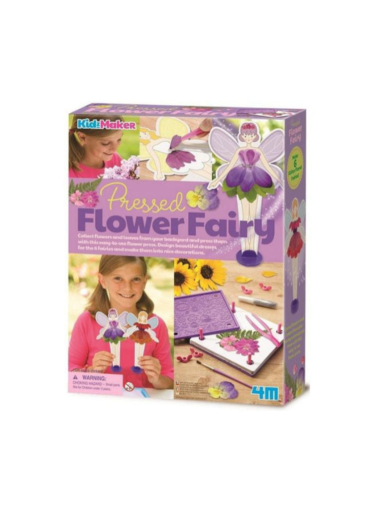 Pressed Flower Fairy Craft Kit