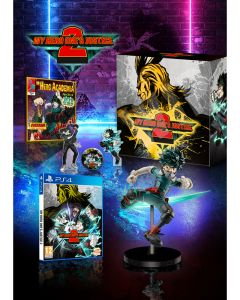 My Hero One's Justice 2 Collector's Edition PS4