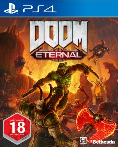 DOOM Eternal PS4 *Buy and get Rip and Tear Pack DLC