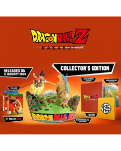 Dragon Ball Z Kakarot Collector's Edition PS4