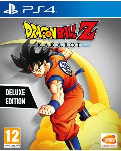 Dragon Ball Z Kakarot Deluxe Edition PS4