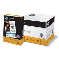 HP Everyday Photocopy Paper - A4, 80gsm, 5 Reams / Box