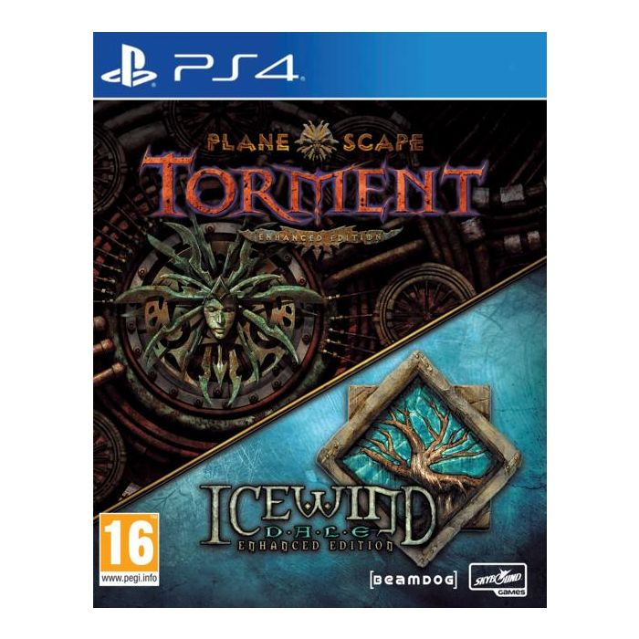 Planescape Torment & Icewind Dale Enhanced Edition PS4