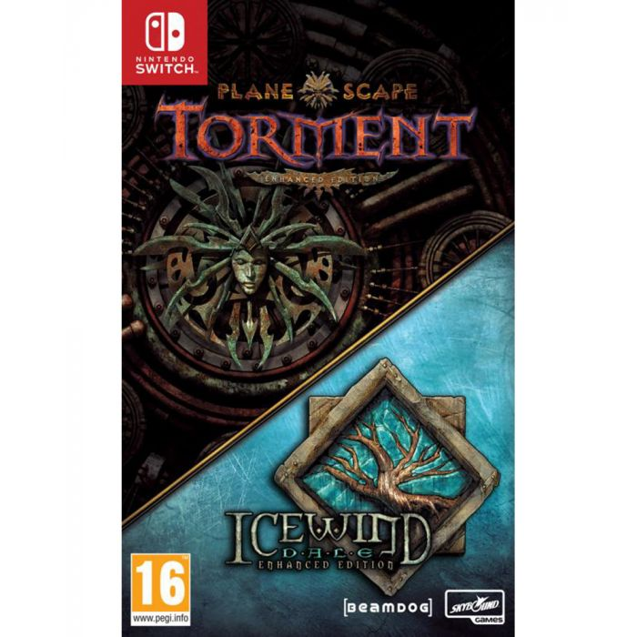 Planescape Torment & Icewind Dale Enhanced Edition Switch (PAL)