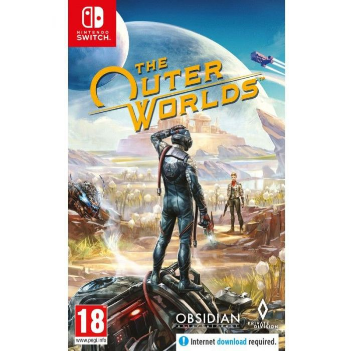 The Outer Worlds Switch (PAL)