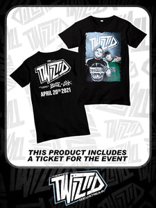 Twiztid - Livestream + Event Shirt