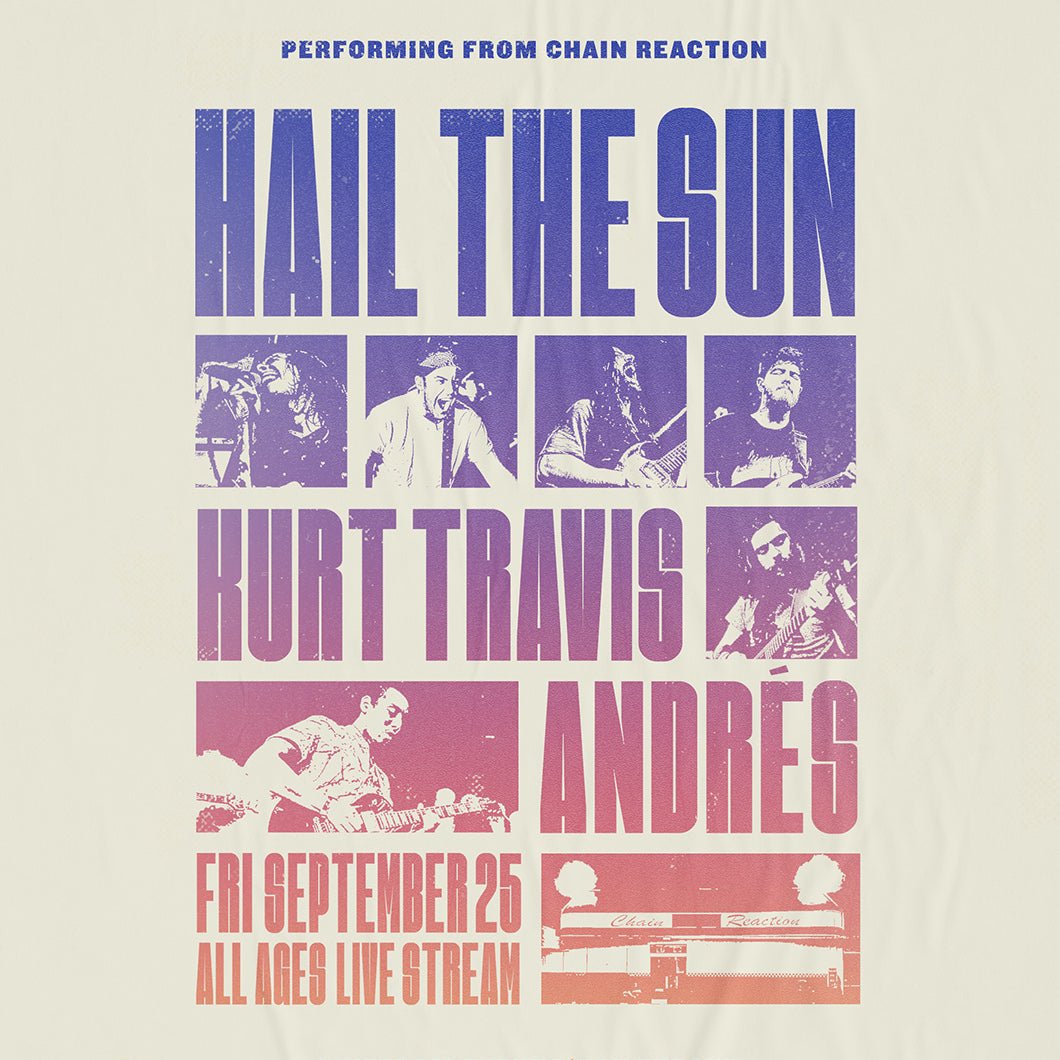 Hail The Sun - Livestream