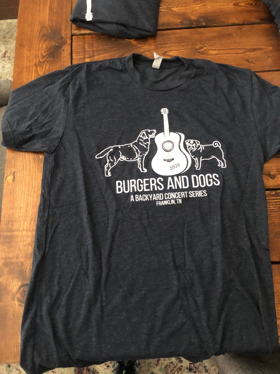 Burgers and Dogs - Short Sleeve T-Shirt