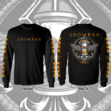 Load image into Gallery viewer, Crowbar - Livestream & Long Sleeve Bundle