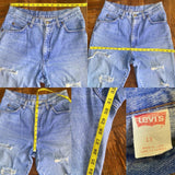 "Vintage Native Blue Levi's Jeans ""29 ""30"